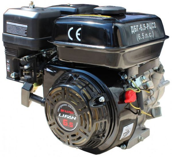 Двигатель Lifan фото